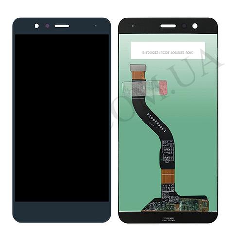 Дисплей (LCD) Huawei P10 Lite (WAS- LX1/  LX2/  LX3) с сенсором чёрный, фото 2