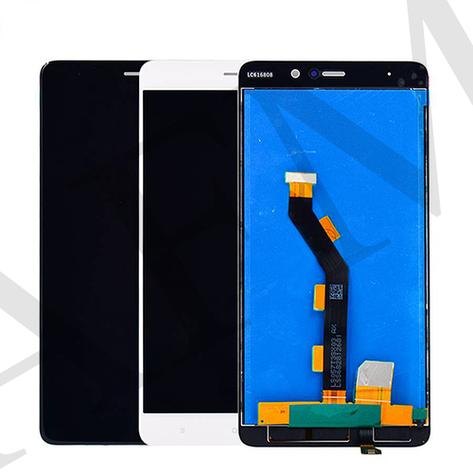 Дисплей (LCD) Xiaomi Mi5s Plus с сенсором белый, фото 2