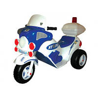 Мотоцикл Я-МАХА ЭЛ (Полицейский)(ОР 372П)