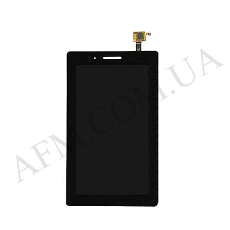 Дисплей (LCD) Lenovo Tab 3- 710F Tab 3 Essential/  TB3- 710L Tab 3 Essential с сенсором чёрный, фото 2