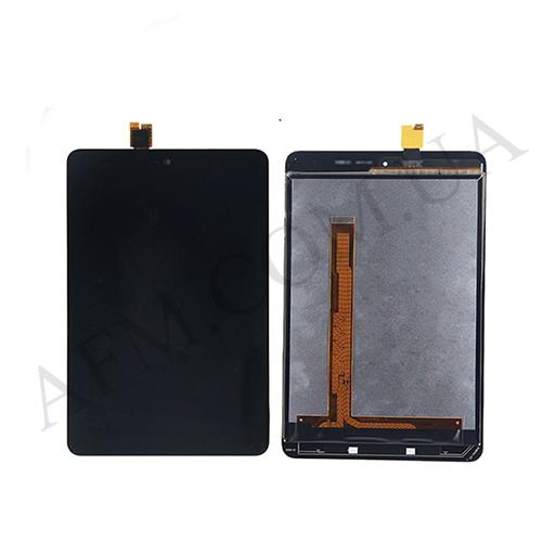 Дисплей (LCD) Xiaomi MiPad 2 с сенсором чёрный
