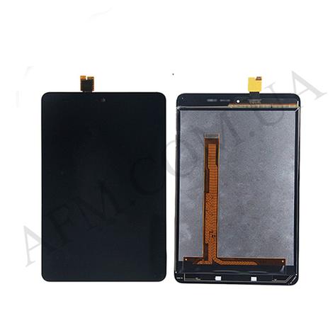 Дисплей (LCD) Xiaomi MiPad 2 с сенсором чёрный, фото 2