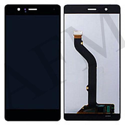 Дисплей (LCD) Huawei P9 Lite (VNS- L21/  VNS- L31)/  Venus/  G9 Lite с сенсором чорний