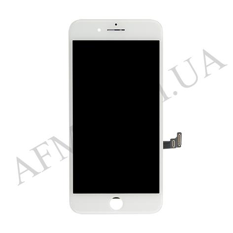 Дисплей (LCD) iPhone 8 с сенсором белый оригинал, фото 2