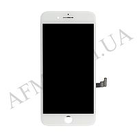 Дисплей (LCD) iPhone 8 Plus с сенсором белый