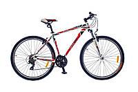 Велосипед Optimabikes 29 BIGFOOT 2015 Бело-красный