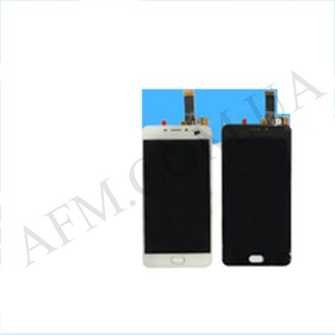 Дисплей для Meizu M6 (M711) + touchscreen, черный, фото 2
