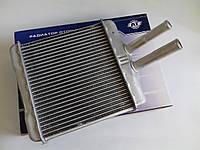Радиатор отопителя Ланос, Сенс алюминиевый Лузар (печки)