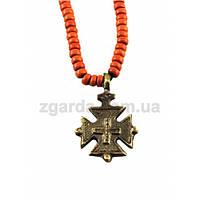 Мальтийский бронзовый крест