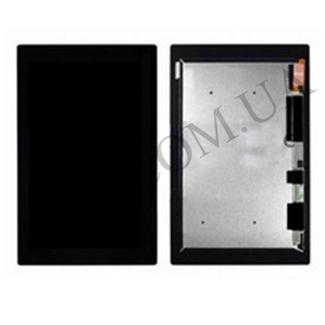 Дисплей (LCD) Sony Xperia Tablet Z2 с сенсором чёрный, фото 2