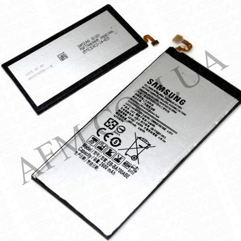 АКБ оригинал Samsung EB- BA700ABE A700F Galaxy A7,   A700H Galaxy A7, фото 2