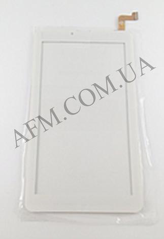 Сенсор (Touch screen) Nomi (104*184) C07004/  C07006/  C09009 Rev 2 Sigma+ белый, фото 2