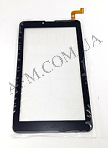 Сенсор (Touch screen) Nomi (104*184) C07004/  C07006/  C09009 Rev 2 Sigma+ чёрный, фото 2