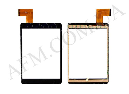 Сенсор (Touch screen) Nomi (197*131) C07850 чёрный, фото 2