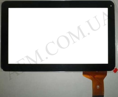 Сенсор (Touch screen) Apache A120 Dual Core (256*159) чёрный, фото 2