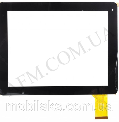 Сенсор (Touch screen) Apache A120/  R- 97 (236*183) чёрный, фото 2