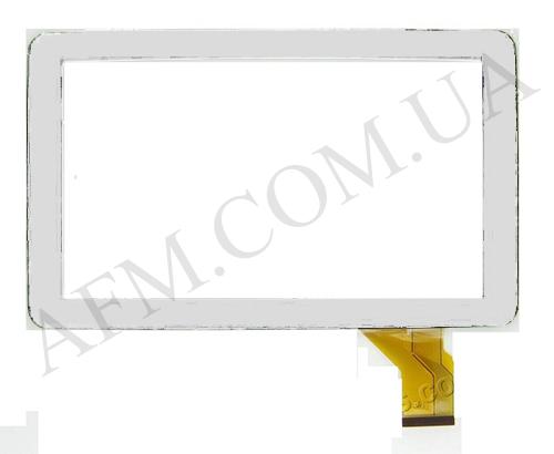 Сенсор (Touch screen) Apache Mid Fashion (233*141) белый