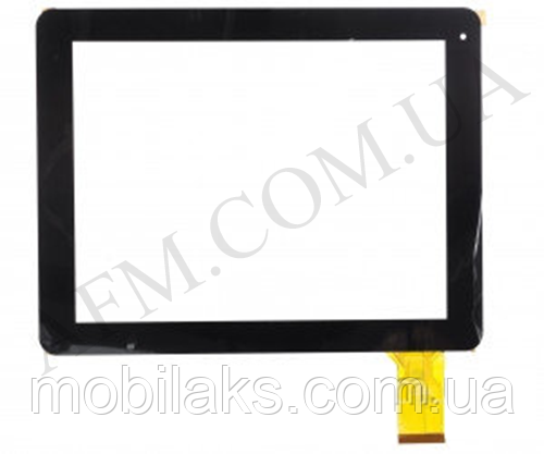 Сенсор (Touch screen) Assistant AP- 109 Force (236*183) чёрный, фото 2