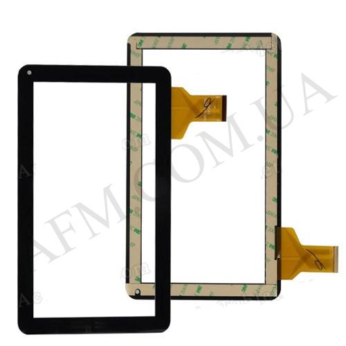 Сенсор (Touch screen) Assistant AP- 110 (тип 2) (256*159) чёрный