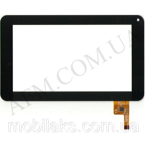 Сенсор (Touch screen) Assistant AP- 700/  710/  711 (тип 2) (186*111) 12pin чёрный