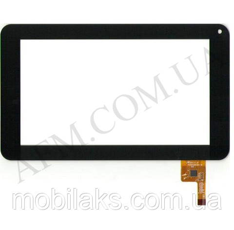 Сенсор (Touch screen) Assistant AP- 700/  710/  711 (тип 2) (186*111) 12pin чёрный, фото 2