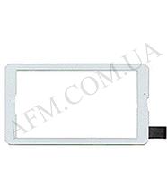 Сенсор (Touch screen) Assistant AP- 723GCN/  AP- 725G/  AP- 727G/  AP- 728GI/  735G/  777G (185*104) белый
