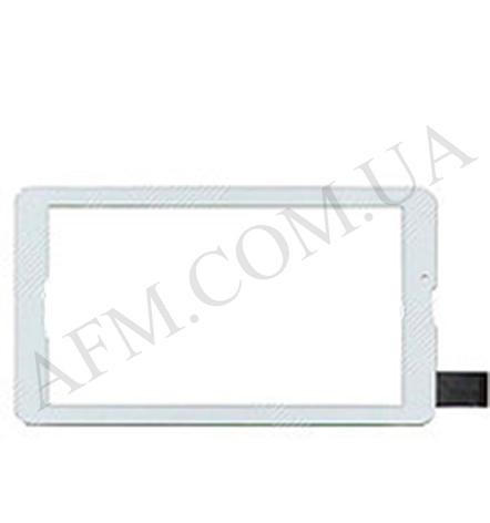 Сенсор (Touch screen) Assistant AP- 723GCN/  AP- 725G/  AP- 727G/  AP- 728GI/  735G/  777G (185*104) белый, фото 2