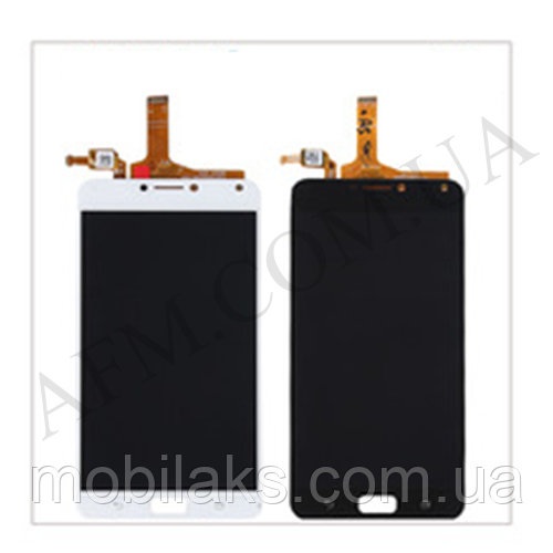 Дисплей (LCD) Asus ZenFone 4 MAX (ZC554KL)/  4 Max Pro с сенсором чёрный
