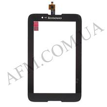 Сенсор (Touch screen) Lenovo A3300 IdeaTab A7- 30 черный оригинал