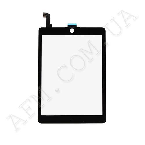 Сенсор (Touch screen) iPad Air 2 чёрный оригинал