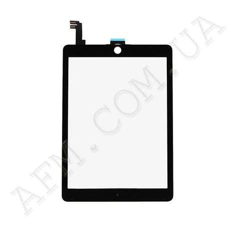 Сенсор (Touch screen) iPad Air 2 чёрный оригинал, фото 2
