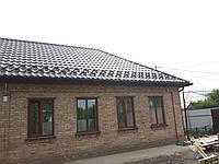 Капітальний ремонт покрівлі в м. Пирятин, Полтавської області