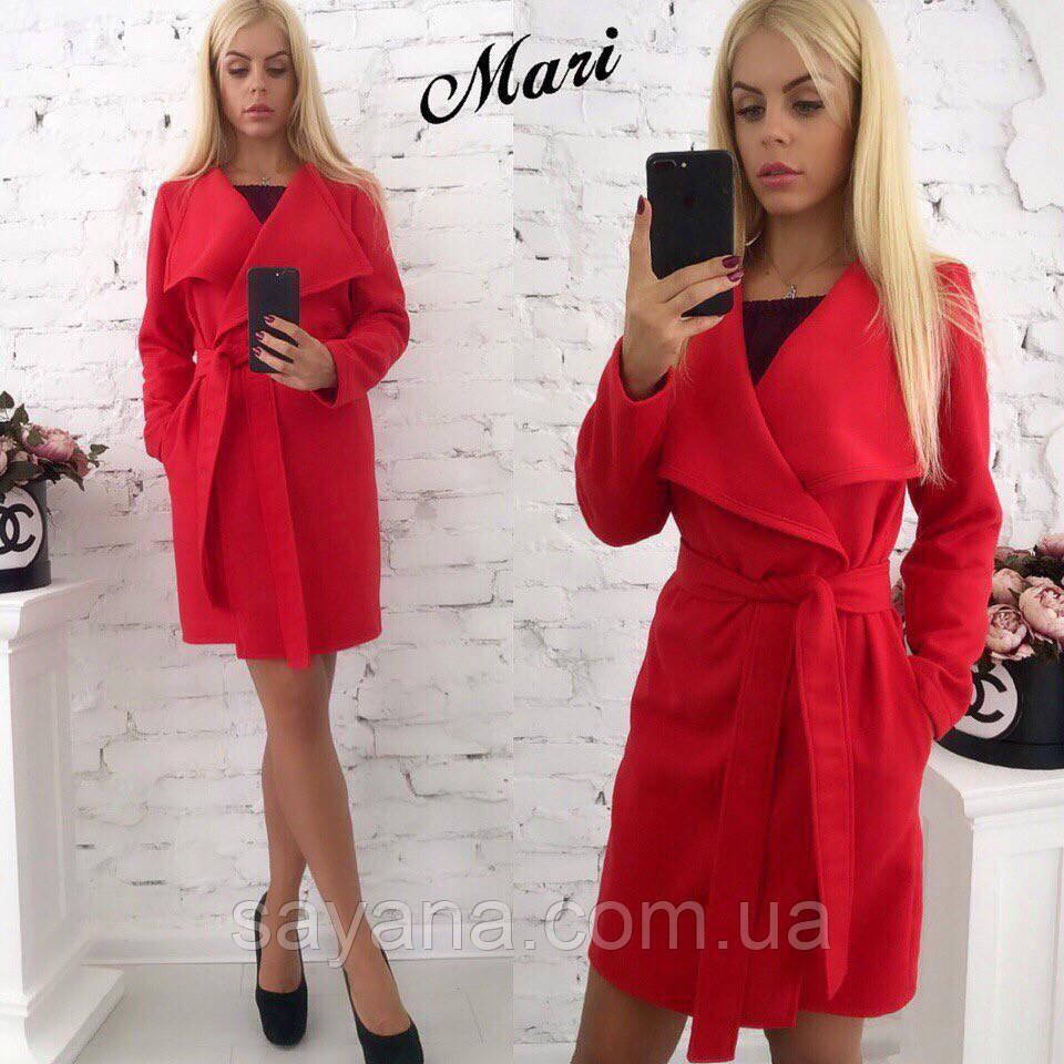 0a45702e038 Купить Женское лёгкое пальто из кашемира в расцветках. К-10-0818 ...