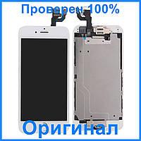 Дисплей Apple iPhone 6|Оригинал|Белый