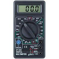Цифровой мультиметр тестер DT 838 Акция!