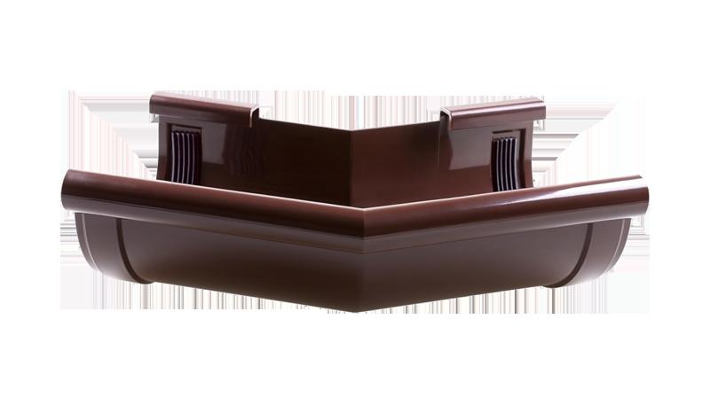 Кут зовнішній Profil 90 коричневий 135*