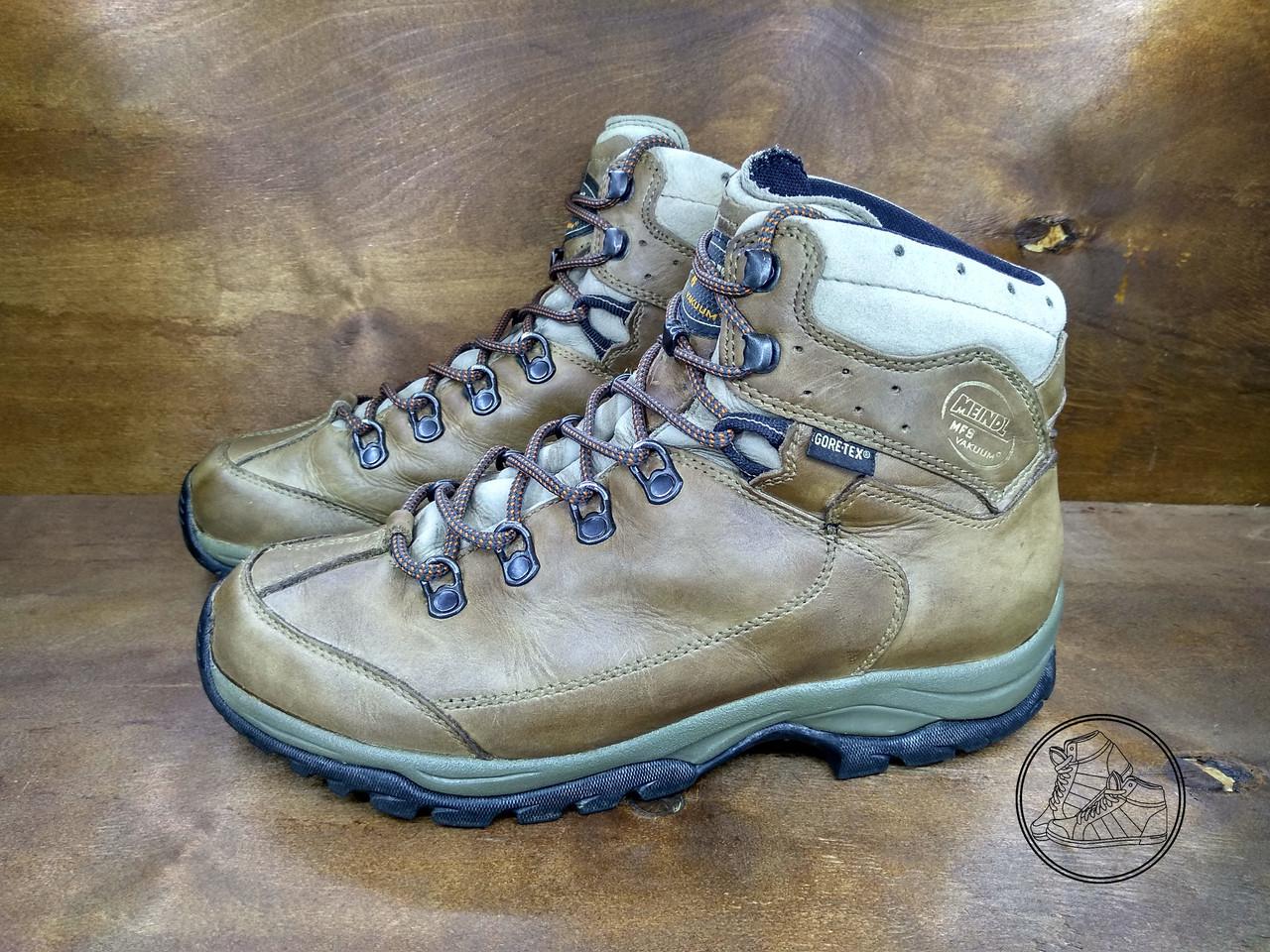 Ботинки Meindl Gore Tex (40 размер) бу - Интернет-магазин обуви из Европы 461407764a3