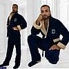 Мужской теплый домашний костюм  (размеры 48-54)  0103-81