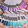 Стартовые наборы полный для маникюра гель лаком Kodi с УФ лампой 36 W, фото 3