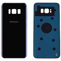 Задняя крышка Samsung G955F Galaxy S8 Plus|Оригинал|Синий