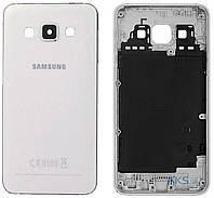 Задняя крышка Samsung Galaxy A3 A300F, A300FU, A300H|Оригинал|Белый