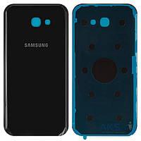 Задняя крышка Samsung Galaxy A7 2017 A720F|Оригинал|Черный