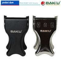 Кусачки Micro&Nano Sim Cutter BAKKU BK-7302, 3в1 для вырезки micro SIM и nano SIM