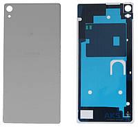Задняя крышка Sony F3211, F3212, F3215, F3216 Xperia XA Ultra|Оригинал|Серый