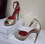 Пошиття взуття на замовлення ЗОЛОТІ БОСОНІЖКИ, фото 2