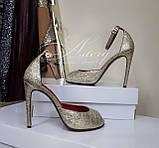 Пошиття взуття на замовлення ЗОЛОТІ БОСОНІЖКИ, фото 3