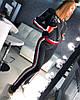 Костюм с лампасами штаны и кофта на молнии NY, фото 3