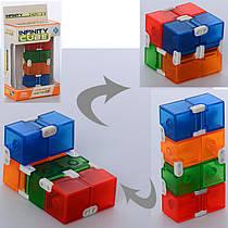 Антистрес куб Infinity Cube, кольоровий, в коробці