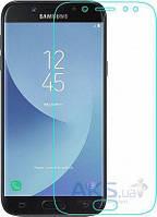 Защитное стекло Samsung J530 Galaxy J5 2017|TOTO|Углы закругленные