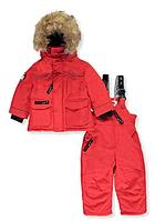 Зимний раздельный комбинезон Canada Weather Gear(США) для девочки 12мес
